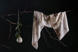 Pañuelo MANO, 35*140 cm