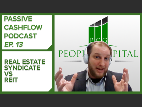 Should you invest into a Real Estate syndicate, or should go for REIT?