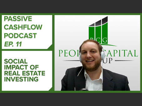 What is the social impact of Real Estate investing?