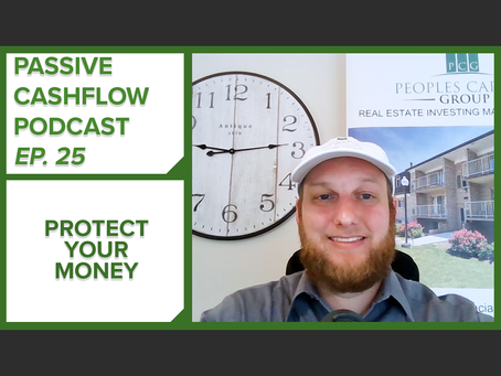How do you protect your money?