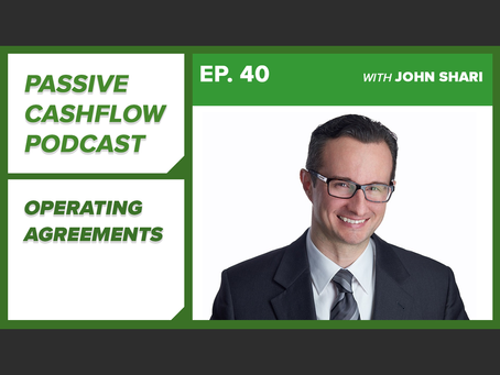 Attorney John Shari Discusses Operating Agreements