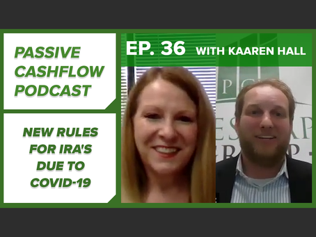 New Rules for IRA's Due to COVID-19