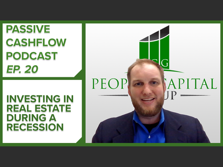 Is investments in Real Estate a good idea during a recession?