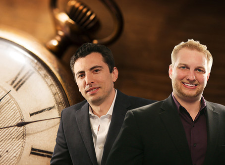 Who are Seth Martinez + Aaron Fragnito?