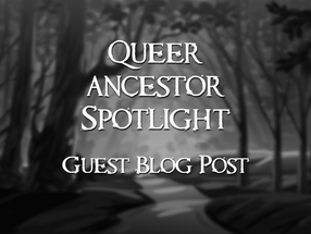 GUEST BLOG: Queer Ancestor Spotlight: Addie Brown and Rebecca Primus