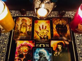 Samhain Tarot Reading   October 27, 2020