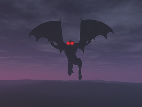 Prologue into the Mothman Case   Join Our Investigation