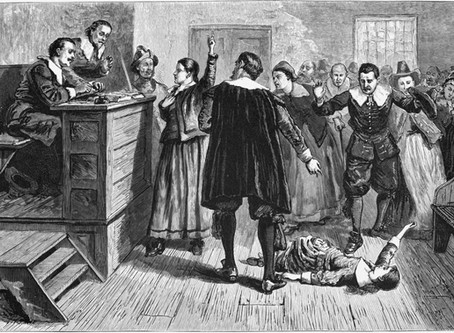 Do any witches live in Salem? | Massachusett's Occult History