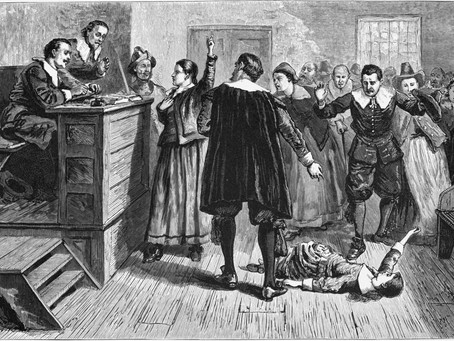 Do any witches live in Salem? | Massachusett's Occult History | Vault Notes