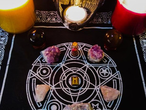 Yule Rune Reading | Occult Sunday