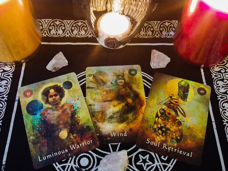 Healing Oracle Reading | November 4, 2020