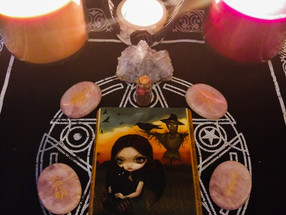 A Time for Balance   An Oracle Reading for 2021