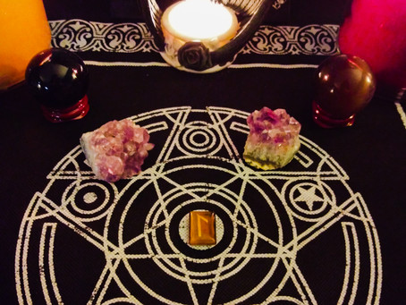 Divination Tuesday | November 24, 2020