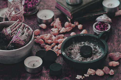 Yule Incense Blend