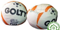 Puff balón golty