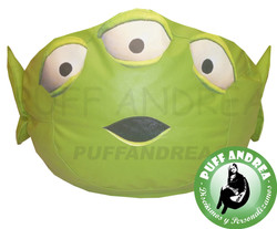 Puff marciano toy story