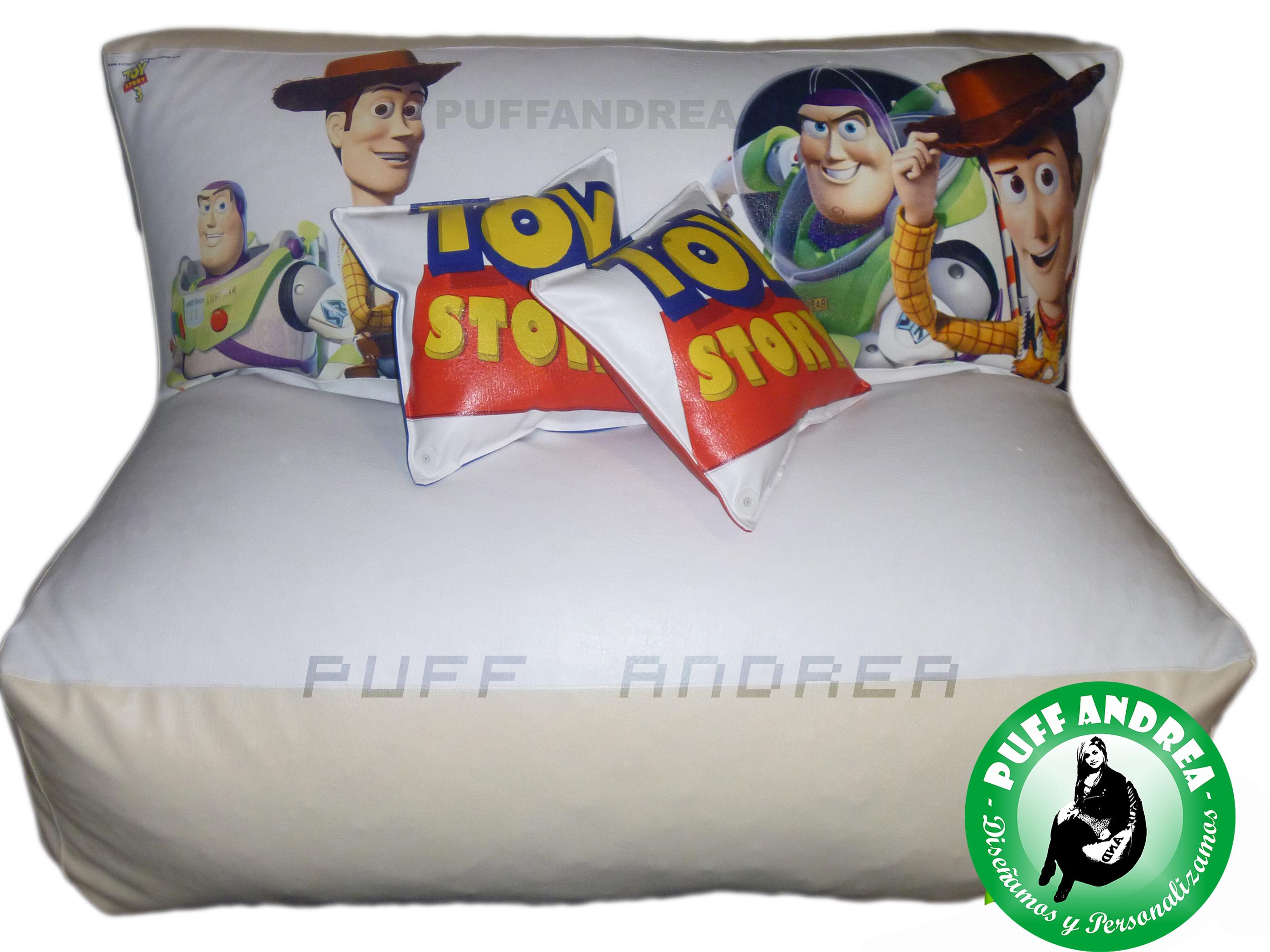 Puff sofa personalizado