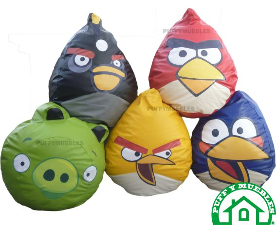 Puff angrybirds