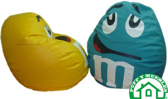 Puff m&ms