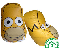 Puff homero simpson