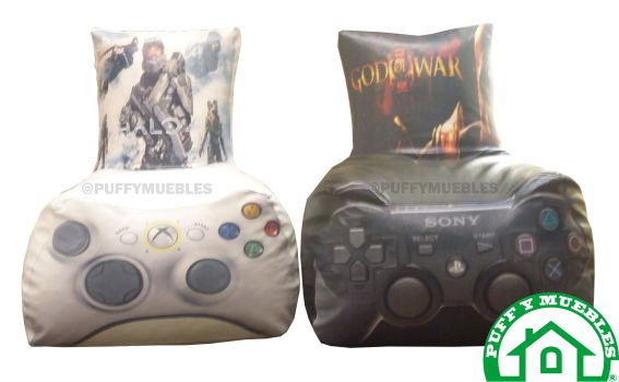 Puff silla xbox - playstation18