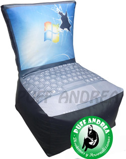Puff Laptop