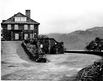 Haweswater Hotel in 1937