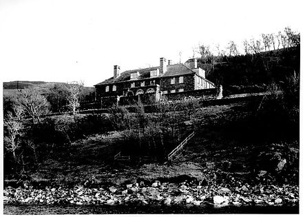 Haweswater Hotel in1937