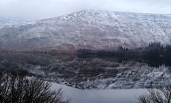 Haweswater Hotel Winter View
