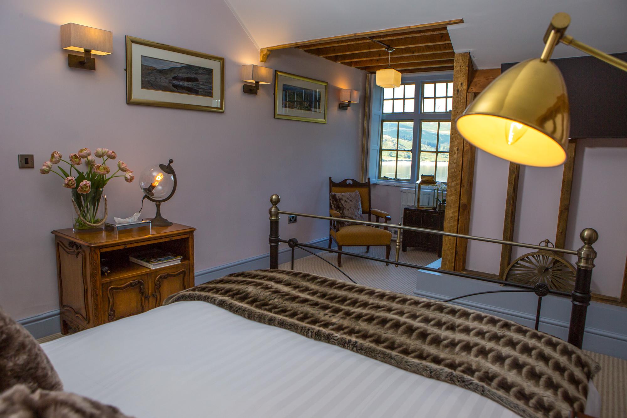 Haweswater Hotel Dun Bull Suite