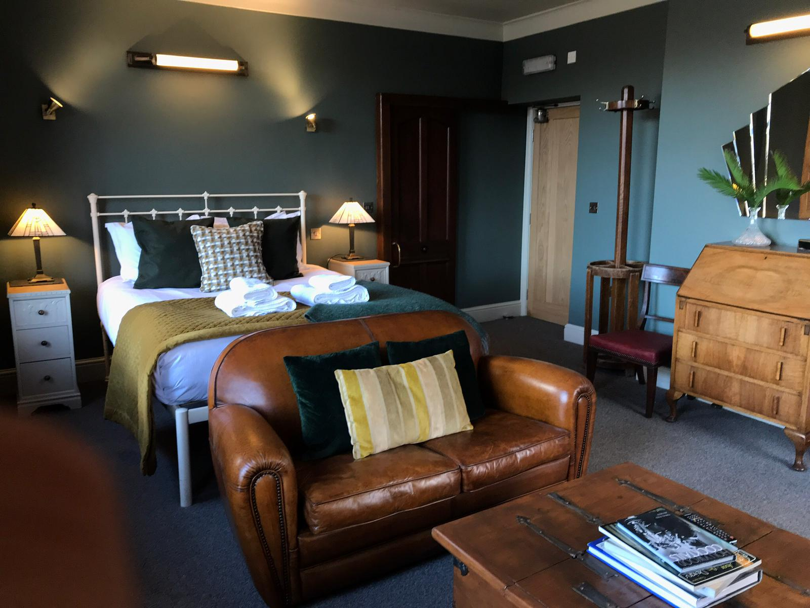 Haweswater Hotel High Street Suite