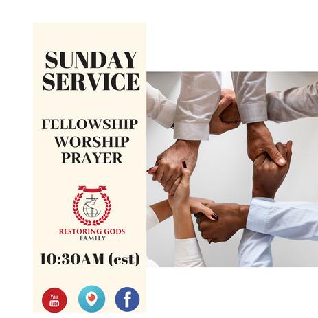 Sunday Fellowship