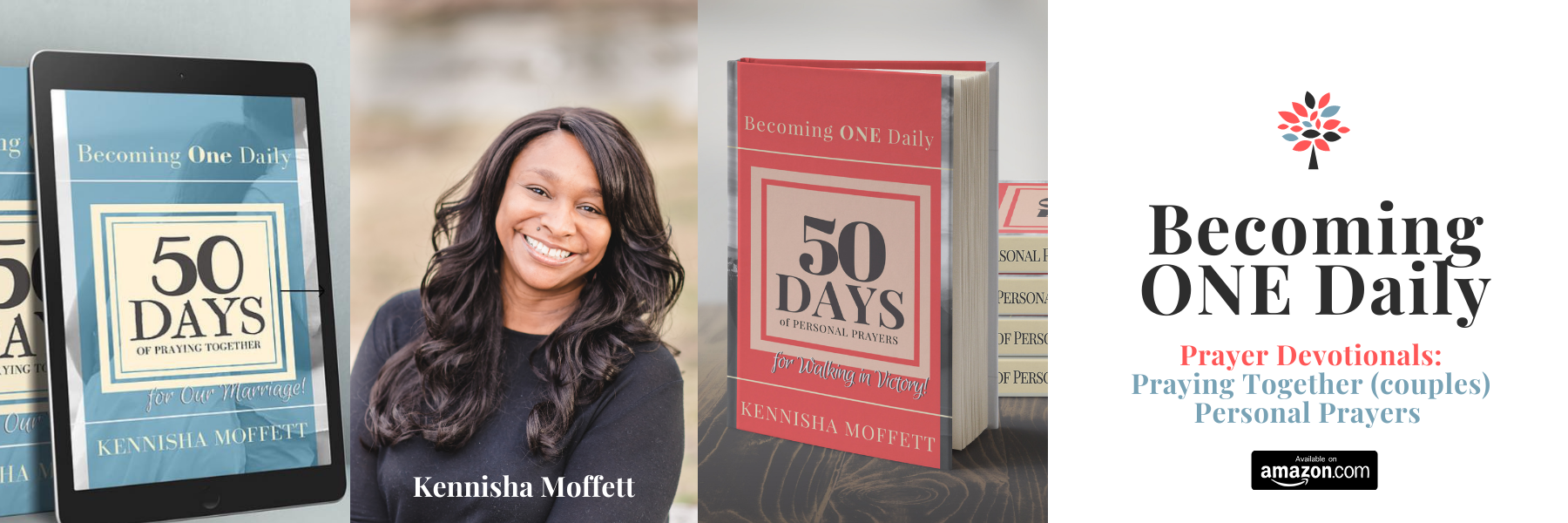 Becoming ONE Daily Prayer Devotionals