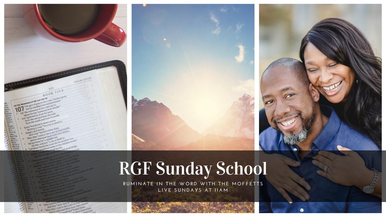 RGF Sunday School