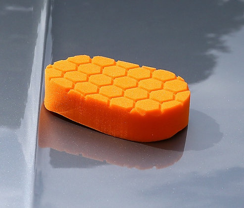 Orange Applicator Pad