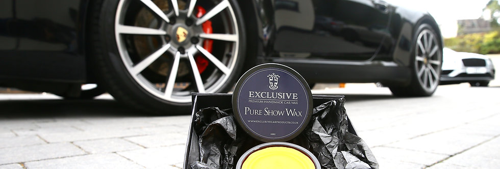 Pure Show Wax
