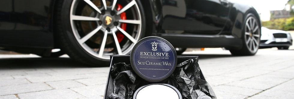 SiO2 Ceramic Wax