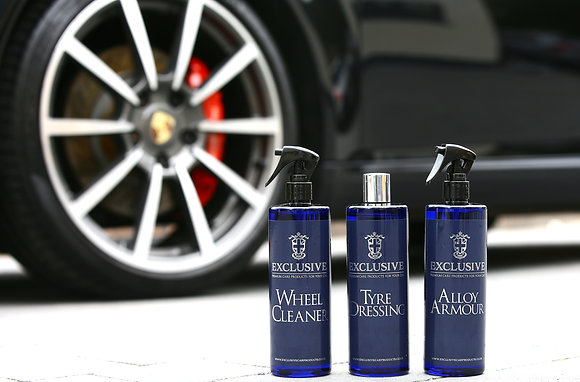 Exclusive Wheels Collection