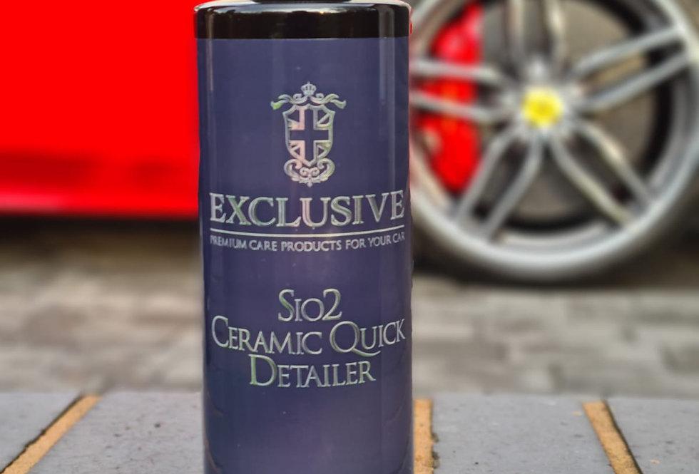 SiO2 Ceramic Quick Detailer - 500ml / 5 Litre