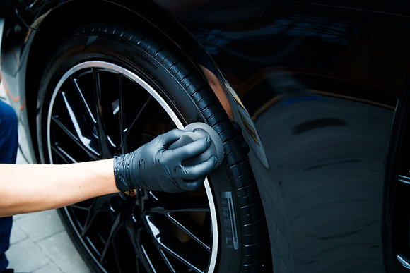 Round Tyre Applicator