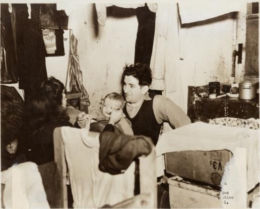 Profughi a Milano 1945