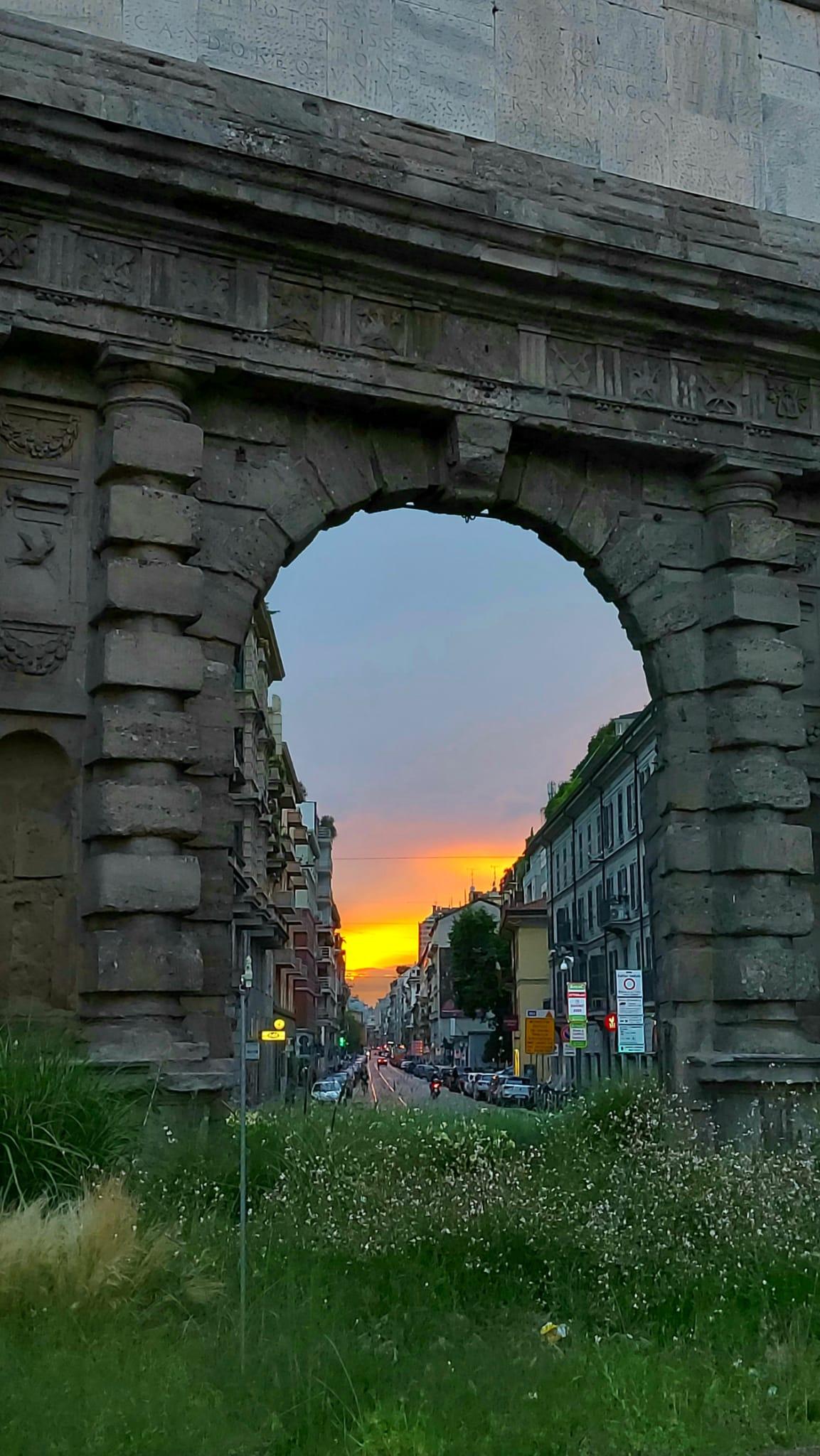 Porta Romana oggi