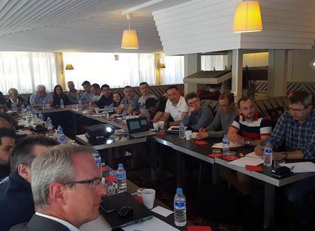 Journée de séminaire périmètre Actemium Auvergne