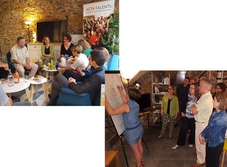 Séminaire stratégie d'entreprise et soft skills - Chambre des métiers et de l'artisanat du Rhône
