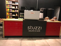 Balcão Stuzzi - Gelato e Café