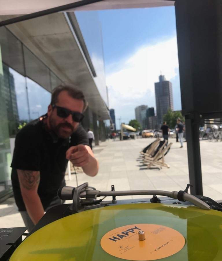 DJ Mołotkin Michał