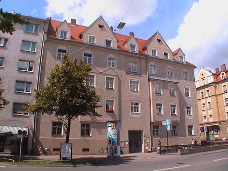 Untersendling - gemütliche Dachgeschosswohnung Implerstr. 38 Altbaudenkmal  - VERMIETET!!!