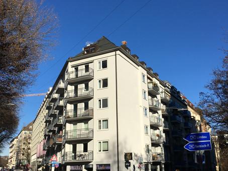 """Wohnen im Stadtzentrum von München 2-Zimmer Wohnung  """"An der Hauptfeuerwache 12"""" - VERMIETET!!!"""
