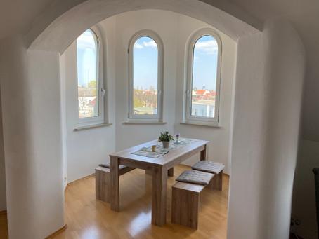 Dachgeschoss Wohnung in Jugendstilaltbau in Sendling  VERMIETET!!!