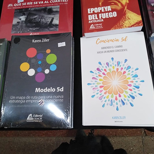 FILSA 2018 (Feria Internacional del Libro de Santiago)